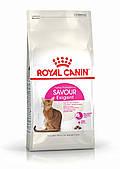 Корм для котов привередливых к вкусу корма Royal Canin Exigent Savour, 4 кг