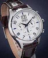 Часы Seiko SPC155P1 хронограф Quartz 7T04