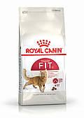 Корм для котов, бывающих на улице, Royal Canin Fit, 400 г