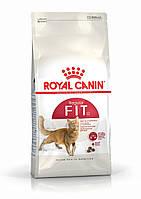Royal Canin Fit 10 кг роял канин для домашних котов