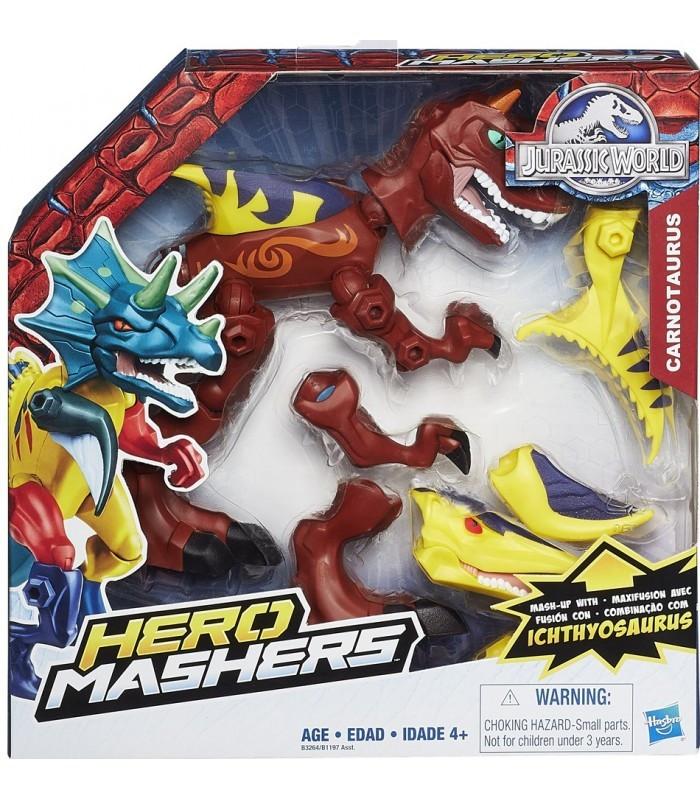 "Динозавры Hero Mashers ""CARNOTAURUS"" (B3264-B1197)"