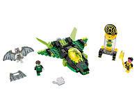 Lego Super Heroes Зеленый Фонарь против Синестро Green Lantern vs Shinesutoro 76025