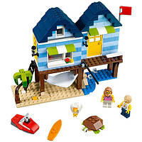 LEGO Creator Отпуск у моря Beachside Vacation 31063 Children's Toy