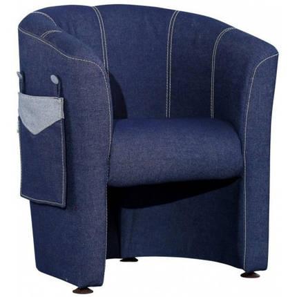 Кресло детское Капризулька Джинс (AMF-ТМ), фото 2