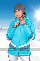 Женская лыжная куртка Freever