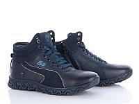 Кроссовки подростковые зимние тёплые Ok shoes