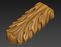 3D модель капители STL