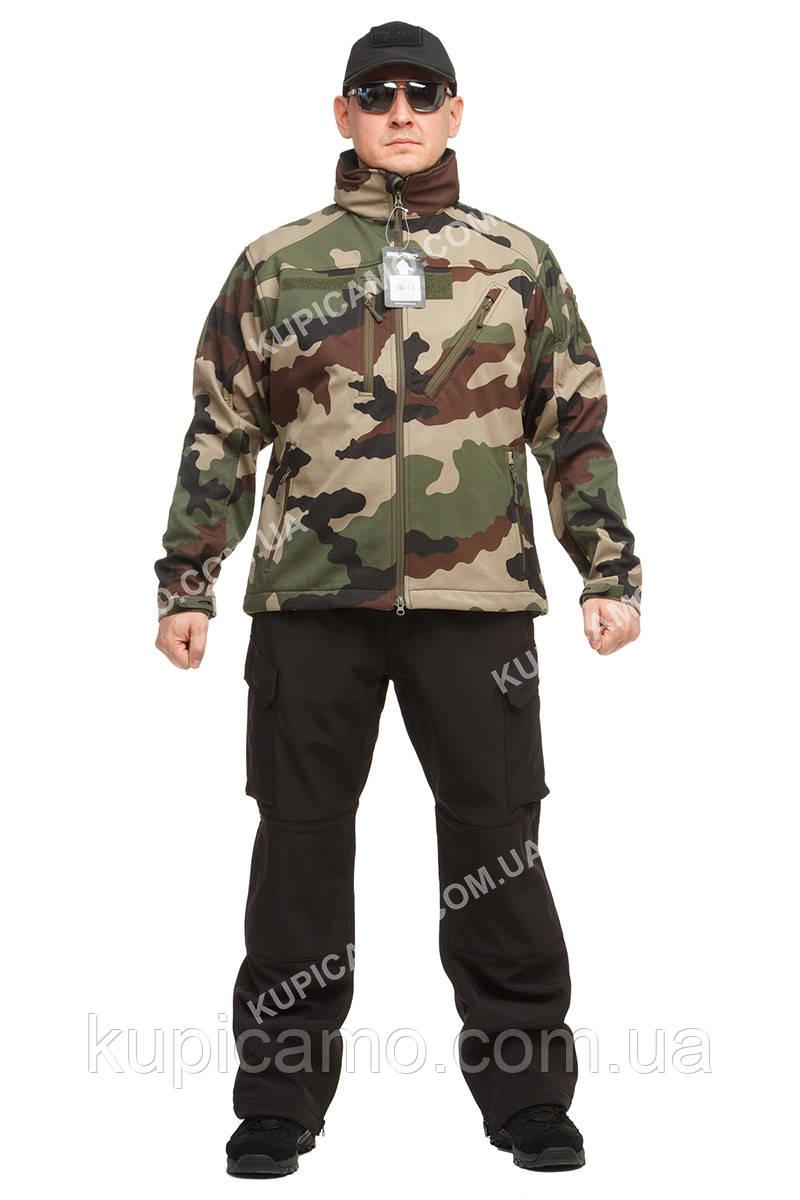 "Ветровка Soft shell ""Mil-tec"" Германия"" Camouflage"