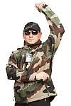 """Ветровка Soft shell """"Mil-tec"""" Германия"""" Camouflage, фото 4"""