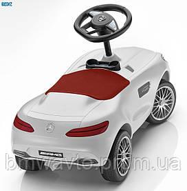 Детский автомобиль Mercedes-AMG GT Ride-on car, Silver