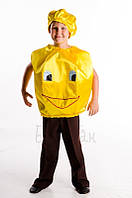 Колобок карнавальный костюм для мальчика / BL - ДС42