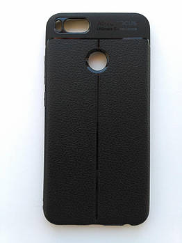 Чохол під шкіру для Xiaomi Mi5x / Mi A1 чорний