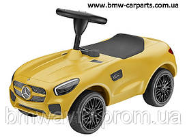 Детский автомобиль Mercedes-AMG GT S Ride-on car, AMG Solarbeam