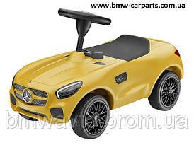 Дитячий автомобіль Mercedes-AMG GT S Ride-on car, AMG Solarbeam