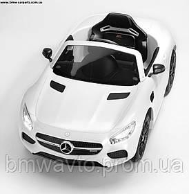 Дитячий електромобіль Mercedes-AMG GT Kids Electric Vehicle