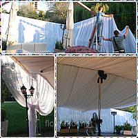 Оформление свадьбы, прокат текстиля, аренда мебели в киеве