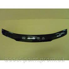 Дефлектор капота (мухобойка) Mazda 626 GE / Cronos (мазда же/кронос 1992г-1997г)