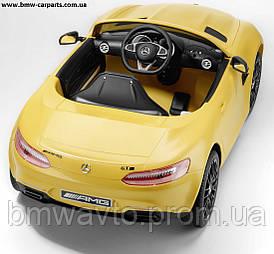 Дитячий електромобіль Mercedes-AMG GT S Kids Electric Vehicle, Solarbeam, LED Light