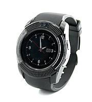 Умные часы Smart watch Tiroki V8 черные