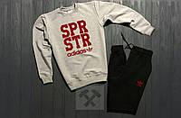 Тёплый спортивный костюм Adidas SPR&STR