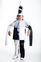 Пьеро карнавальный костюм для мальчика