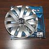 Колпаки на колеса SKS R14 Hyundai - Колпаки на диски - Модель 216, купить комплект недорого