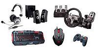 Клавиатуры, мышки, игровые устройства