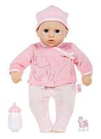 Zapf Интерактивная кукла пупс беби Анабель My First Baby Annabell Doll Let' s Play