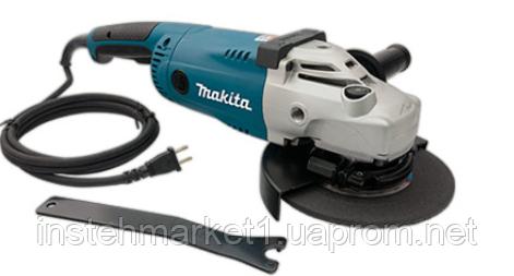 Шлифмашина угловая (болгарка) Makita GA7020 (2200 Вт, диаметр 180 мм) в интернет-магазине