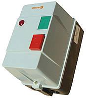 Пускатель 25А с реле в защитном корпусе  Ue=380В/АС3  IP54 с индикатором