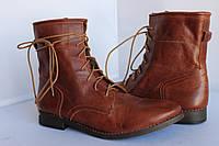 Женские кожаные ботинки LH by La Halle 41р., фото 1