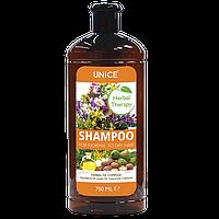 Травяной шампунь для нормальных и сухих волос Herbal Therapy, 750 мл, код 3401004