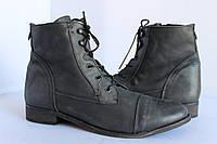 Женские кожаные ботинки Fosco 41р., фото 1