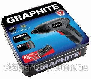 Электроотвертка Graphite 58G147, фото 2