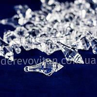 "Наконечник-кристалл из акрила ""Пика"", 20 шт."