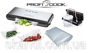 Вакуумный упаковщик Вакууматор  Profi Cook PC-VK 1080 Германия
