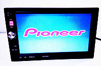 "Автомагнитола 2Din Pioneer 7022CRBG 7"" Экран, GPS, Bluetooth, + Пульт на руль+Рамка+Шахта! НОВИНКА 2017!"