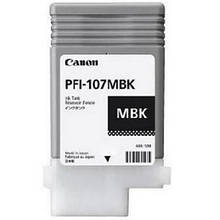 Картридж Canon PFI-107MBK для iPF670/770, Matte Black, 90 мл