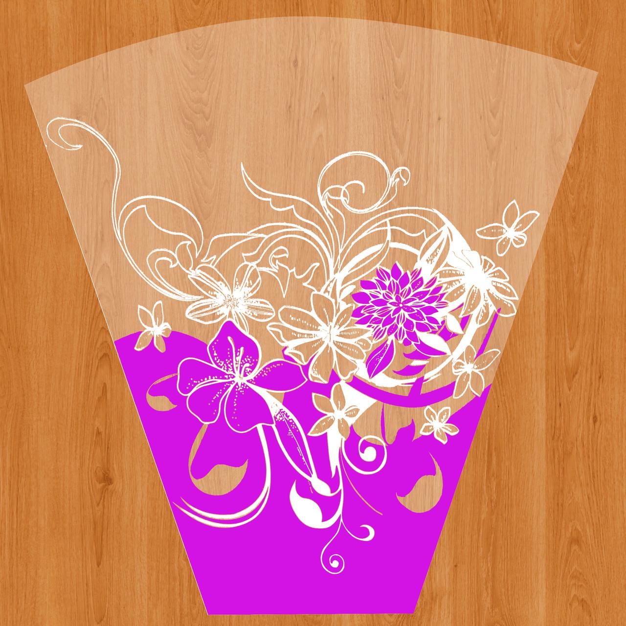 Пакеты для цветов 13х35х35см