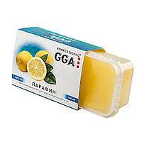 Парафин косметический витаминизированный GGA Professional Лимон 500 мл