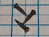 Винтики 2.0x1.4x7.5 мм пика для ремонта очков 50 шт.