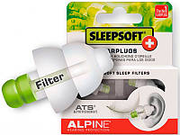 Беруши для сна Alpine SleepSoft, фото 1