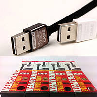 Кабель Remax Safe and Speed Lightning-USB для iPhone 5 \ 5c \ 5s \ 6 \ 6 Plus, черный