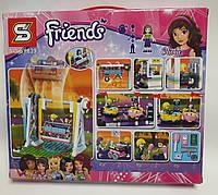 Конструктор Friends 447 дет. SY839 Китай