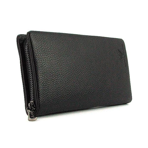 004c97ef7353 Клатч мужской кожаный классика clutch черный 21*11*3 см, Armani 2606 ...