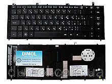 Оригінальна клавиатура для HP ProBook 4420s, 4421s, 4425s, 4426s black Original RU