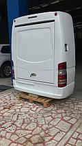 Багажник рюкзак бокс для Mercedes-Benz Sprinter и VW Crafter, LT, фото 2