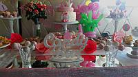 Кенди-бар на свадьбу Сумы оформление, декор, подставки, таблички