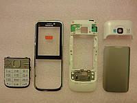 Корпус для телефона Nokia С5-00 5Mp белый заводской оригинал