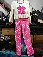 Пижама взрослая махровая р 42-46